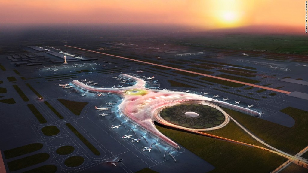 New airport openings