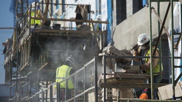 US Economy Adds 252,000 Jobs
