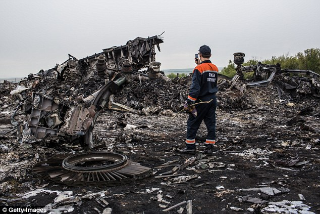 MH17 Ukraine Disaster