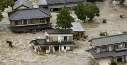 South Carolina flooding 'once in 1,000
