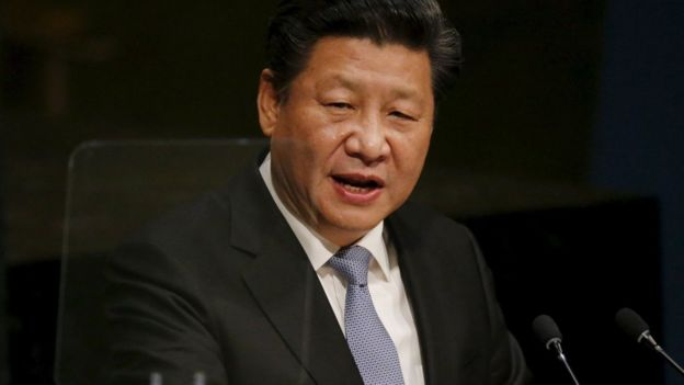 Xi Jinping To Nuclear Power Deal in UK