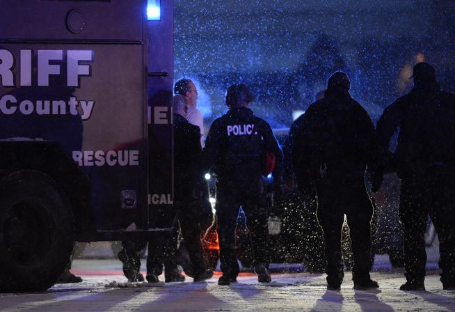 Three Killed in Shooting At Planned Parenthood