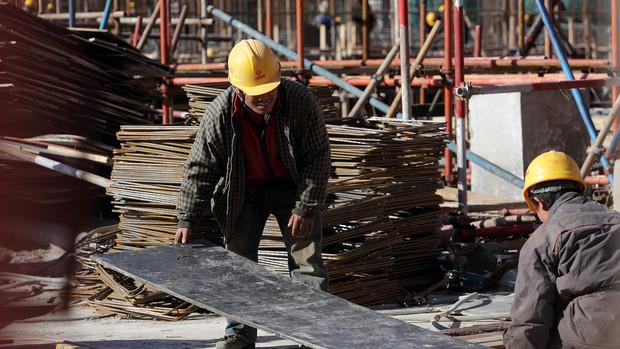 China Economic Growth Slowest