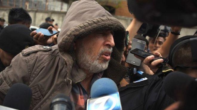 Ex-Guatemalan football chief