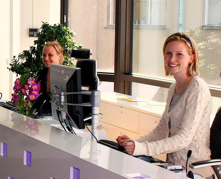 Receptionists