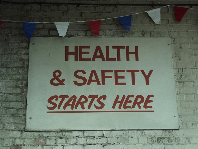 Health & Safety Starts Here