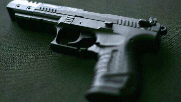 University Quit Over Gun law