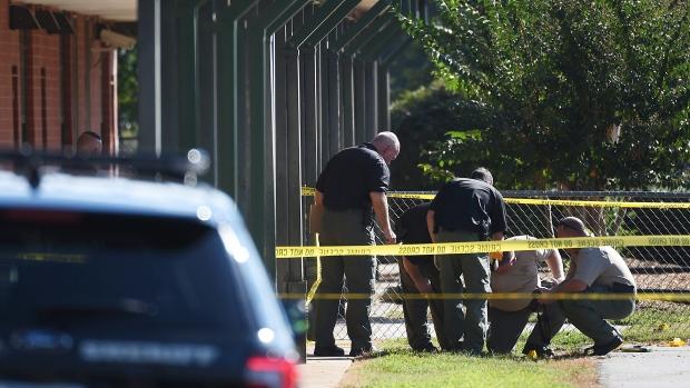 Carolina School Shooter Kills
