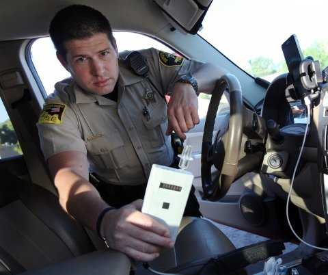 Are DUI crimes in the US increasing or decreasing