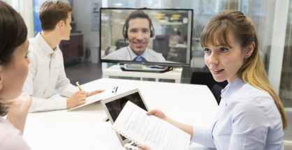 Hold Your Video Conference