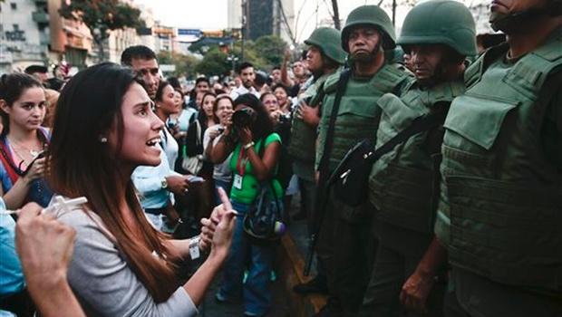 Violence At Venezuela