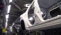 Car Production Falls