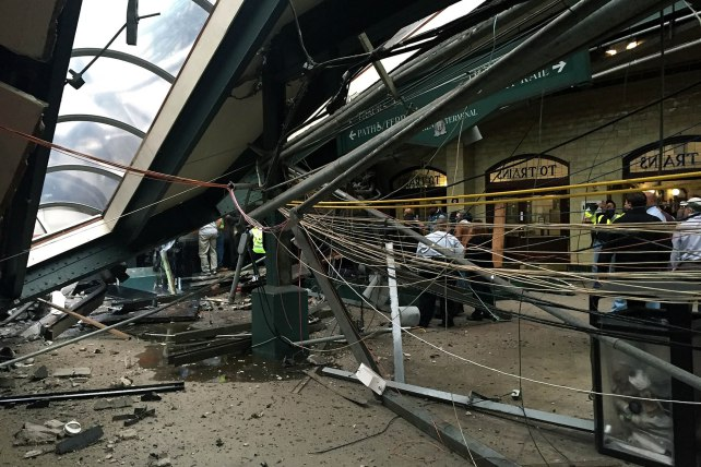 New Jersey Train Crash