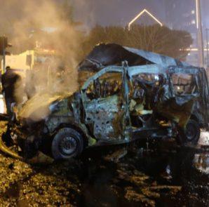 Blasts in Istanbul Kill 29