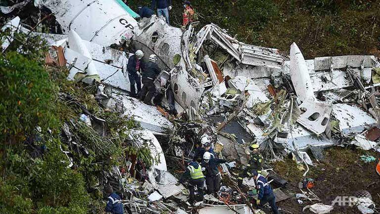 Chapecoense Air Crash