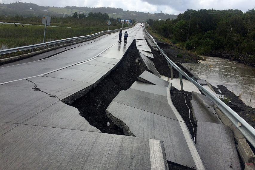 Chile Earthquake Tsunami Warning
