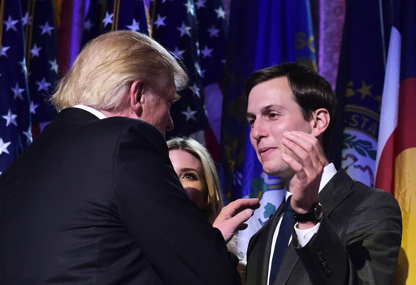 Jared Kushner Will Served As Senior White House Adviser