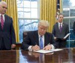Trump Executive Tpp Trade Deal