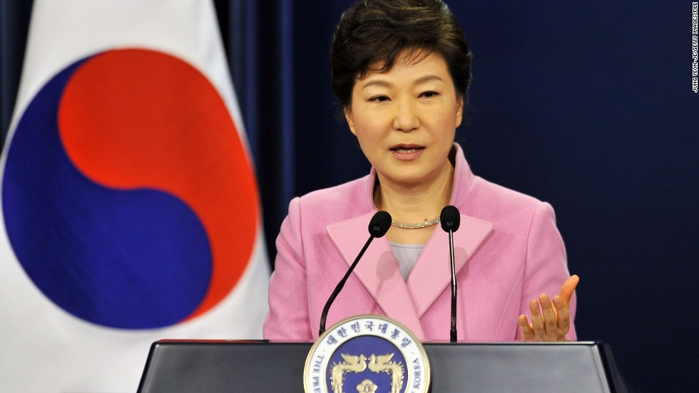 South Korean President Steps down days after of her removal