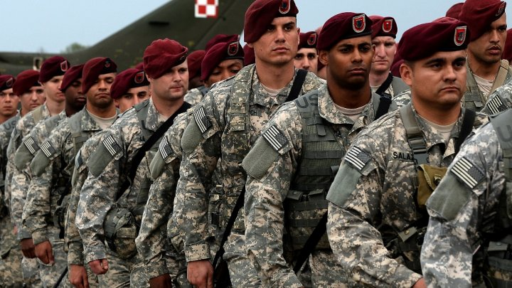 United States Deploys 1,000 Troops For Fights Against Extremist