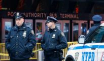 New York Port Authority attack