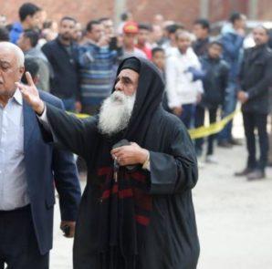 Targets Coptic Christians