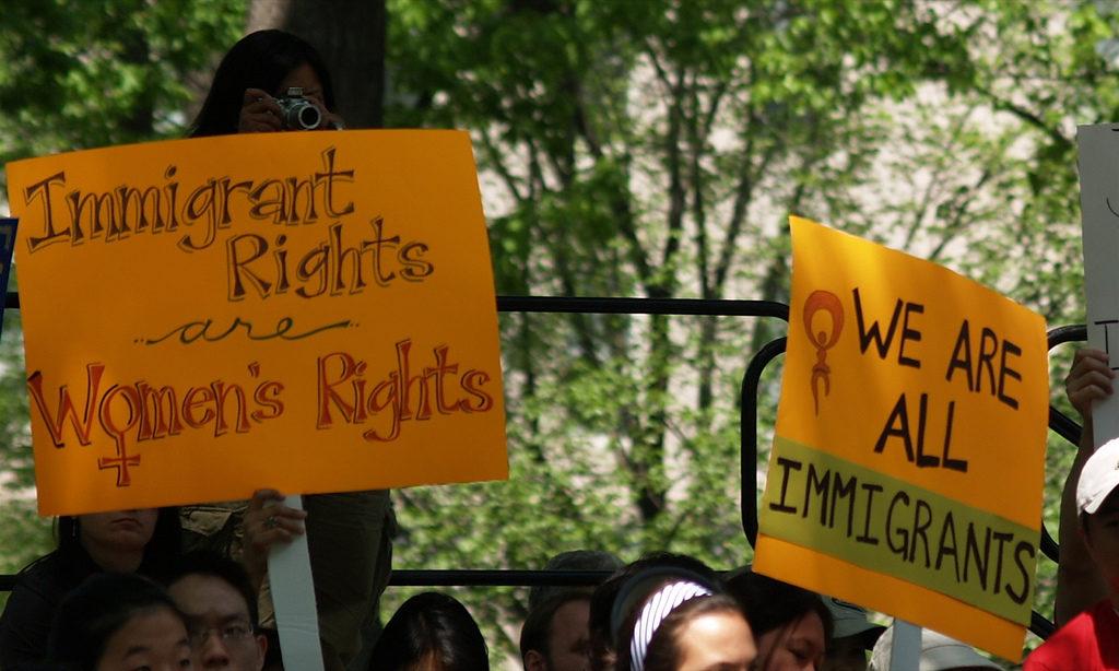 Immigrant Life In Trump's America