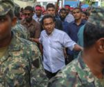 Maldives Judges Arrested