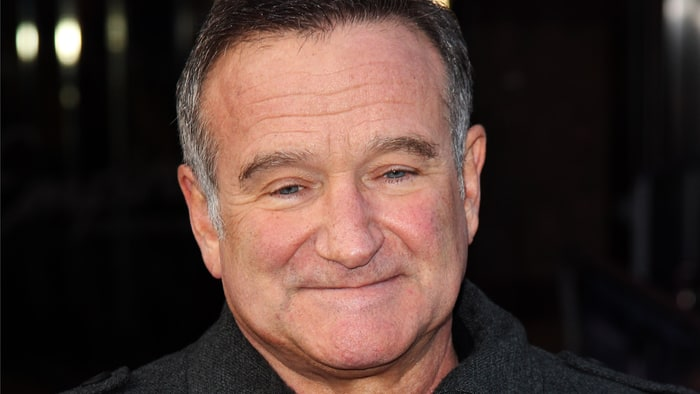 Robin Williams killed himself