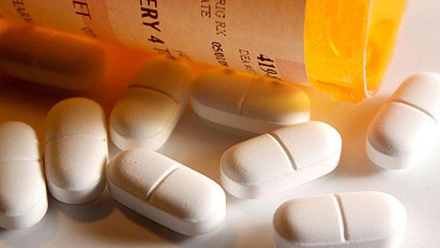 Opioids prescribed