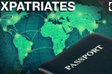 top expat countries