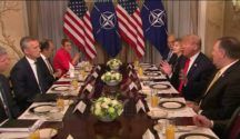 Trump urges Nato members
