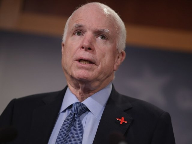 John McCain He Was Diagnosed With An Aggressive Brain Tumour In July 2017 And Had Been Undergoing Medical Treatment