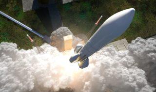 Ariane-5 rocket