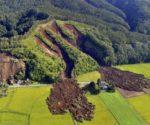 Japan Earthquake And Mudslides
