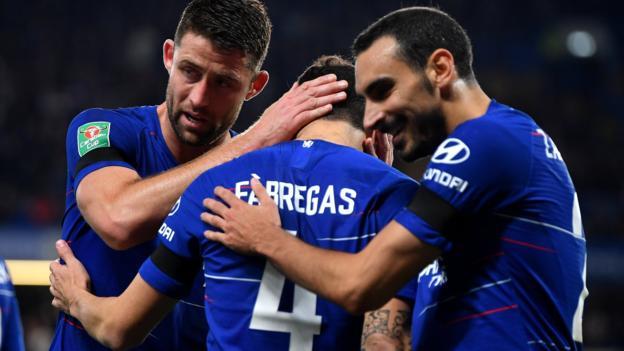 Chelsea Beat Derby