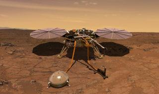 Nasa InSight probe