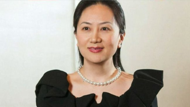 Imprisonment sentence for Huawei Director