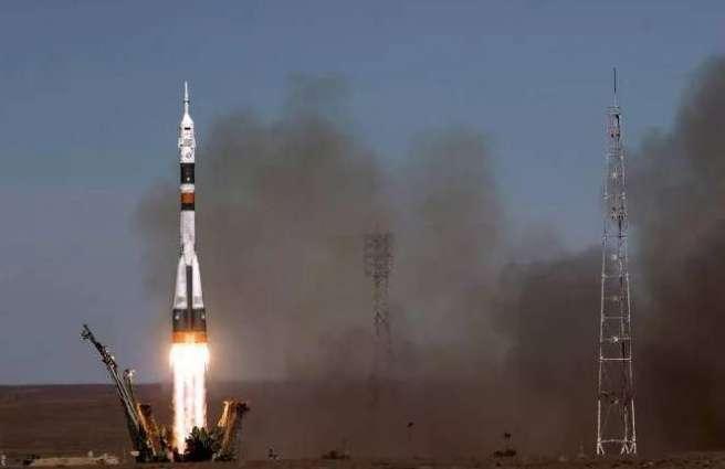 Russians Launch Soyuz FG rocket