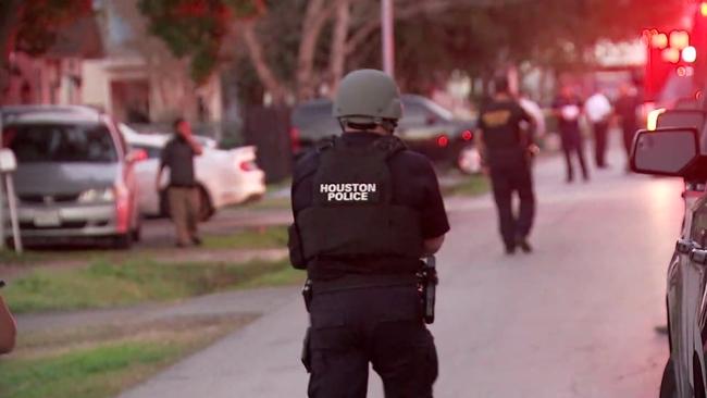 4 HPD officers shot