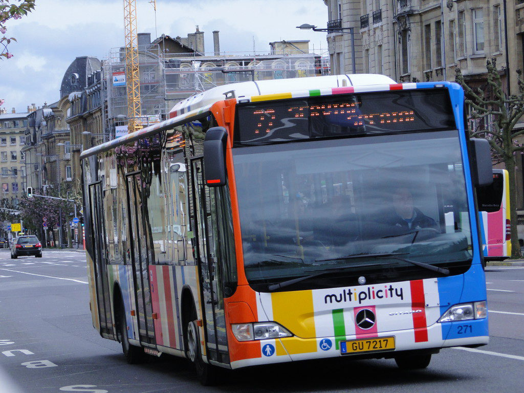 Luxembourg Free Transport