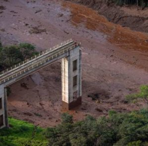 Mine Dam Collapses In Brazil