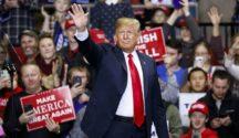 Trump Postpones Speech