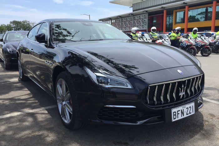 280 Luxury Cars