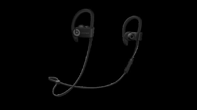 Apple wireless Powerbeats earbuds