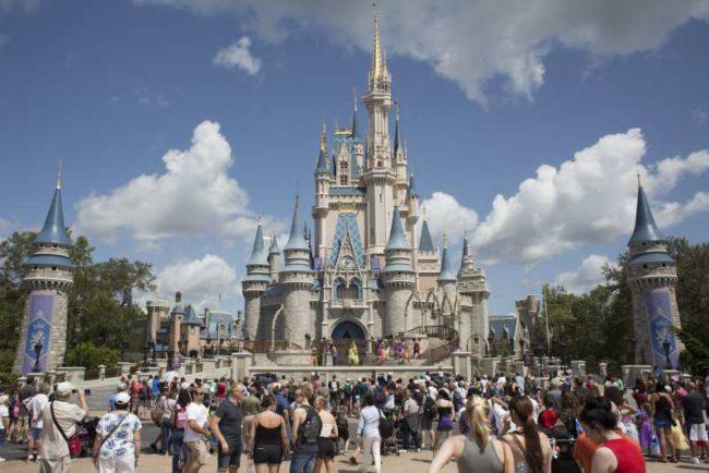 Disney World And Disneyland