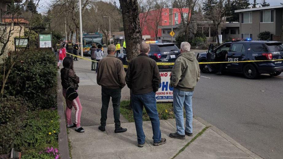 Seattle Shooting