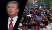 Trump Threats To Close Border