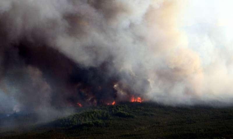 Alaska on Fire