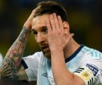 Lionel Messi ban 3 Month
